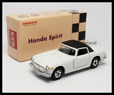 TOMICA HONDA SPIRIT S800 1/51 TOMY NEW DIECAST CAR WHITE 23 S800M