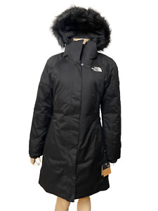 The North Face Women's Arctic Parka II - Small, Medium, Large - Black
