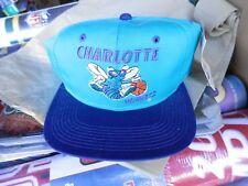 Charlotte Hornets Hat Cap 90's RARE VTG SNAPBACK HAT 20+ years old