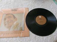 Tony Bennett vinyl LP Canada pressing