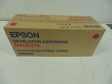 TONER EPSON ACULASER C1000 C2000 MAGENTA S050035