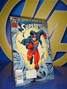 comic SUPERBOY DC comics Tomo buen estado