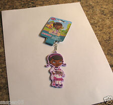 Disney Doc McStuffins Keychain Doc Lambie New