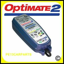 OptiMate 2 Battery Charger 12V Maintenance Optimiser Trickle Smart CLASSIC CAR