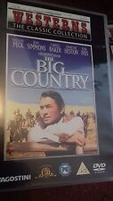 JOB LOT OF THE BIG COUNTRY  DVD