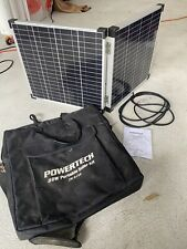 POWER TECH Solar Panel Portable 80w