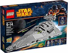 NEW Retired LEGO Star Wars 75055 Imperial Star Destroyer ISD Building Play Set