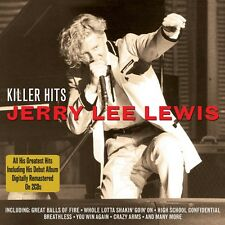 Jerry Lee Lewis - Killer Hits [Best Of / Greatest Hits] 2CD NEW/SEALED