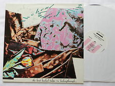 The BENT BACKED TULIPS Looking through.. FRENCH LP NEW ROSE (1990) Alt rock NEW!