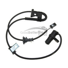 One New Pex ABS Wheel Speed Sensor Rear Left 410502 for Toyota Highlander