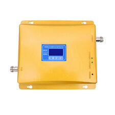 Dual Band Signal Booster Repeater DCS 1800 Signal Booster 900mhz GSM Amplifier