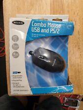 Belkin Usb Mouse F8e812-blk