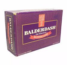 Balderdash The Hilarious Bluffing Game 1984 Original Gameworks - Complete