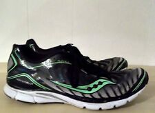 SAUCONY Kinvara 3 BLACK Athletic Running SHOE Sneaker Used SIZE 10 NO INSOLES