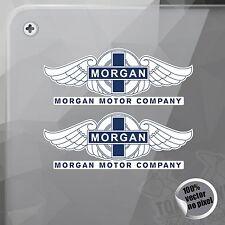 PEGATINA MORGAN MOTOR COMPANY  VINILO VINYL STICKER DECAL AUTOCOLLANT