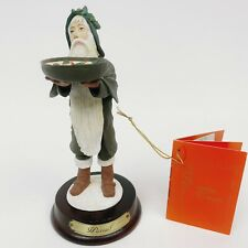 Duncan Royale Wassail Santa Christmas Figurine 2nd Edition 6� 1989 with Box
