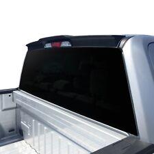 TRUCK CAB Spoiler MATTE BLACK 981579 For: SILVERADO 2500 HD 2015-2019