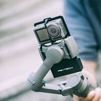 New Handheld Stabilizer Gimbal Adapter Mount For DJI OSMO Mobile 3 2 Accessories