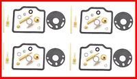 KR Carburetor Carb Rebuild Repair Kit CAB-H13 x4 HONDA CB 750 K Four 73-75'
