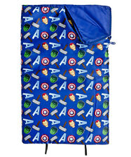 Build a Bear Accessory Marvel Avengers Assemble Blue Sleeping Bag New