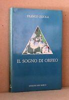 Il sogno di Orfeo - Zizola - San Marco edizioni