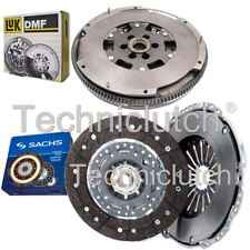 SACHS 2 PART CLUTCH KIT AND LUK DMF FOR VW GOLF HATCHBACK 1.8 T GTI