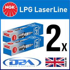 8x candele NGK 1496 lpg1 LPG 1 LASERLINE PER GPL//CNG Gas GPL