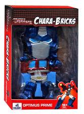 Transformers Optimus Prime Chara-Bricks Figure New in Box NIP SDCC Eclusive