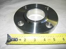 "2"" 316/316L Stainless Steel 150 lbs. Slip-On Weld Flange ASME B16.5 SCH 40S"