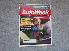 Vintage Auto Week Magazine March 15th 1993 Ferrari 348 Spider Rodeo Drive Show