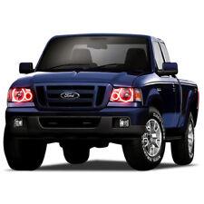Ford Ranger 01-11 CHS Bluetooth RGB LED Headlight Halo Ring Kit