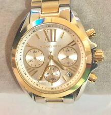 Michael Kors Bradshaw Silver/Gold Couple Watch MK5974 only