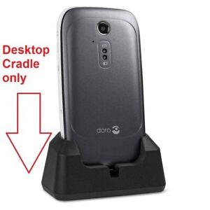 Desktop Charging Cradle For Your Doro Phone Easy 6520-6530 phone