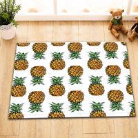 "New Pineapple 15X23"" Kitchen Bathroom Shower Floor Non-Slip Bath Mat Rug Carpet"