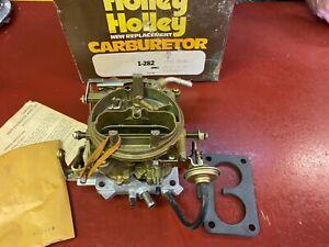 1973 DODGE CHRYSLER PLYMOUTH 360 400 ENGINES 2BBL CARBURETOR HOLLEY R7024A NOS
