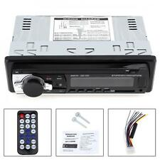 1 Din Car Stereo MP3 Player Bluetooth AUX USB SD FM Radio Audio In Dash+ Remote
