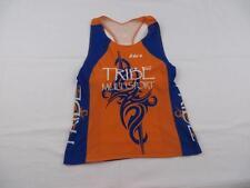 Louis Garneau Womens Tribe Triathlon Cycling Running Jersey Size Small Bike