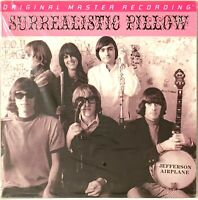 Jefferson Airplane Surrealistic Pillow MoFi [Master Recording] LP Vinyl Record