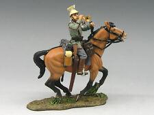 KING & COUNTRY FW036 World War I -German Uhlan Bugler -  MIB