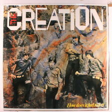 CREATION: How Does It Feel To Feel LP Sealed (Italy, 180 gram reissue)
