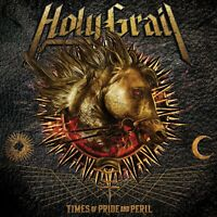 HOLY GRAIL - TIMES OF PRIDE AND PERIL  VINYL LP + MP3 NEW!