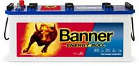Batterie camping car decharge lente banner energy bull 96051 12v 130ah bateau