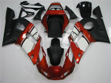 Fairing Fit for YAMAHA 1998 1999 2000 2001 2002 YZF R6 Injection ABS Plastic x19