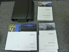 2016 Lexus GS350 GS200t GSF Owner Manual User Guide Sport AWD 2.0L 3.5L 5.0L
