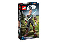 LEGO ® Star Wars ™ 75528 Rey ™ Episode 8 Buildable Figures Rey Jedi PERSONAGGIO NUOVO OVP
