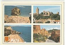 BF22812 costa brava pals varios motive  spain  front/back image