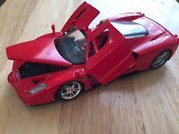 Ferrari Enzo Die-cast Model 1/24 Scale Maisto Car