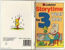 Ladybird Books: STORYTIME FOR THREE YEAR OLDS - JOAN STIMSON