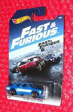 2017 Hot Wheels Fast and Furious '70 Ford Escort RS1600  #6 DWF75-0910