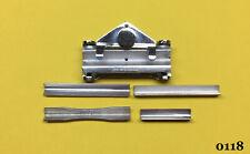 Kingsley Machine - Fountain Pen Attachment - Hot Foil Stamping Machine